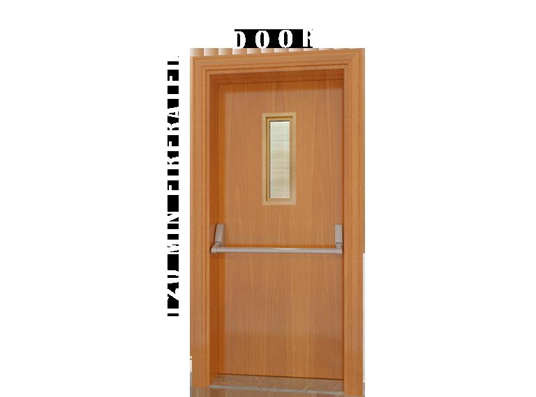 120Min Fire Rated Door