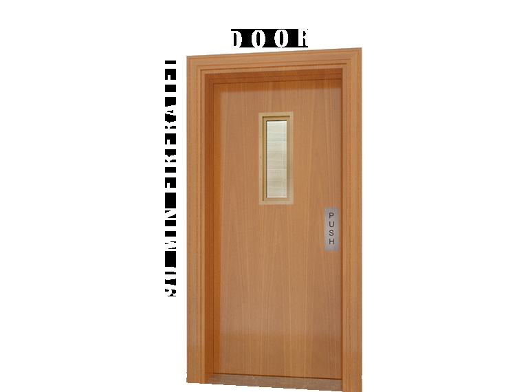90 MinFire Rated Doors