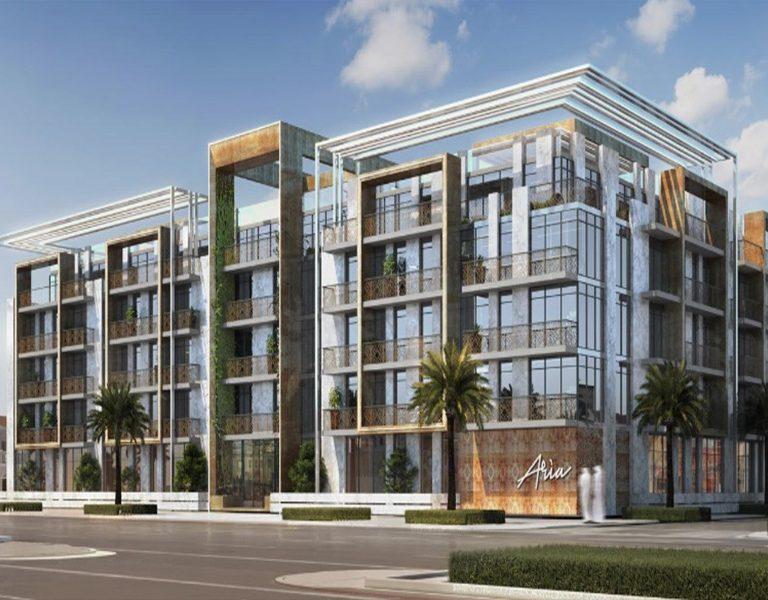 Aria Apartments At Jumeirah Village