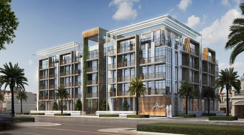 Aria Apartments At Jumeirah Village