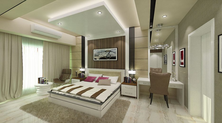 Bedroom Interiors