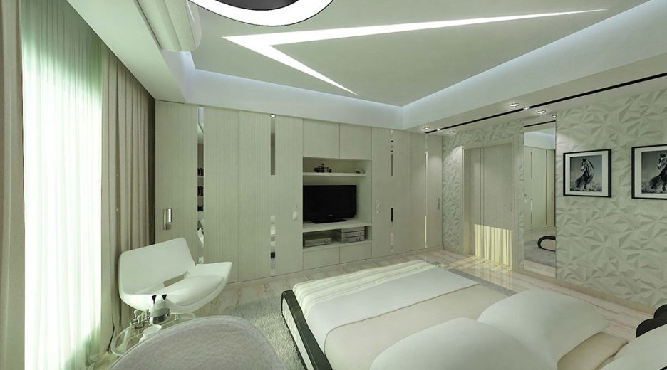 Bed Room Interiors