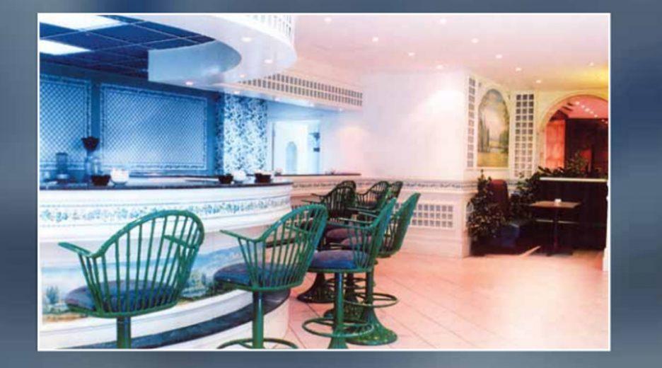 Interior Fitout-Restaurant