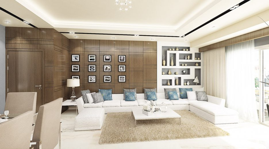 Living Room Interiors