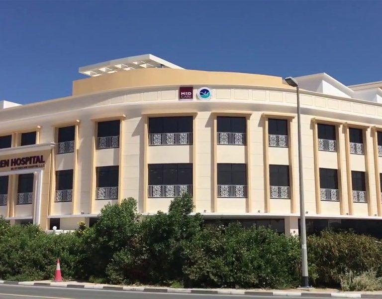 Med Care Hospital -Al Safa,Dubai