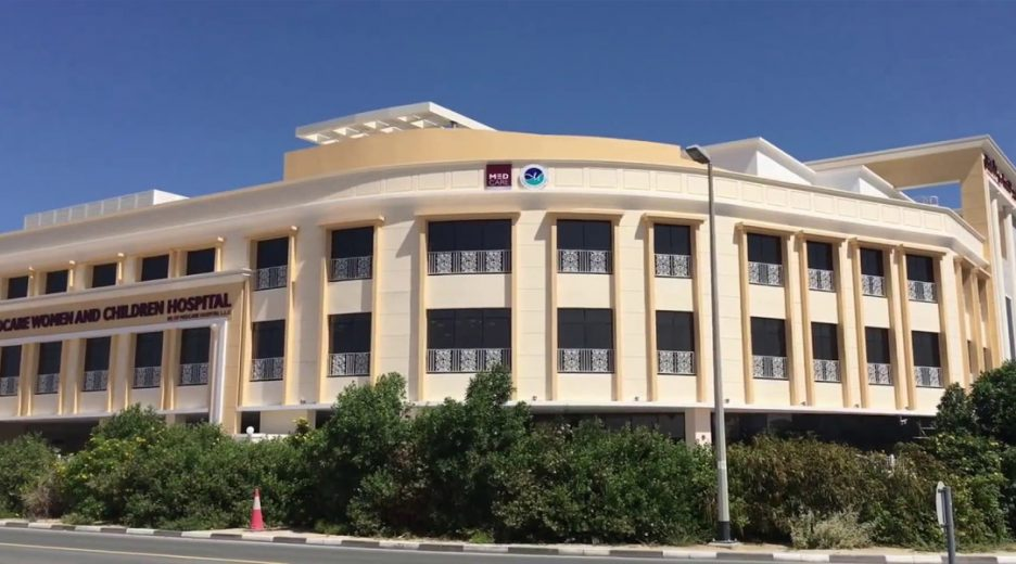 Med Care Hospital , Al Safa