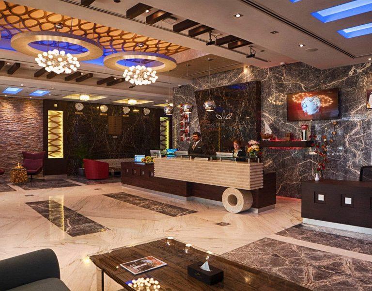 Rose Park Hotel-Al Barsha
