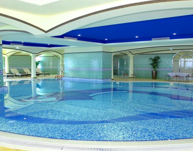 Sarh Al Emarat Health Club