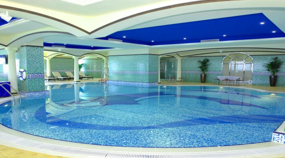 Sarh Al Emarat Health Club