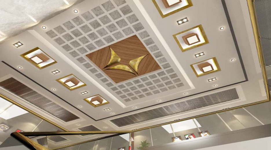 Wooden Ceiling Works